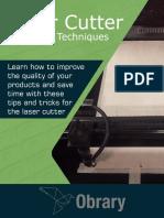 Laser Cutter Advanced Techniques