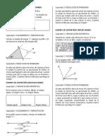 Examen Geo y Aritm. i Bim. Colegio