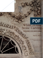 White House Stone Carving