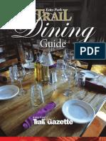 Estes Park, CO Dining Guide