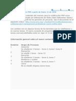 Cambios Examen PMP 2016.docx