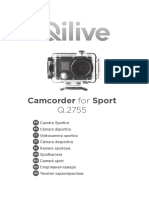 Manual Camera for Sport Qilive