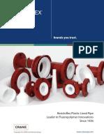 Resistoflex Fluoropolymer Innovation