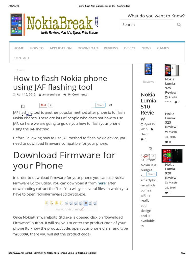 You are here home mobiles devices symbian anna update 25 7 - How To Flash Nokia Phone Using Jaf Flashing Tool Consumer Electronics Computer Hardware