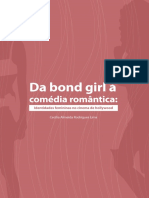 Da Bond Girl a Comedia Romantica Identidades Femininas No Cinema de Hollywood