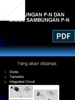 Sambungan P-n Dan Dioda Sambungan P-n [13]