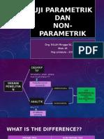 Uji Parametrik Dan Non Par