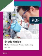 Study Guide Msc Pe