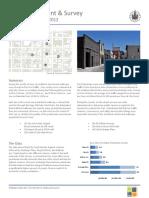 121012 Pedestrian Count Survey Report FINAL Reduced