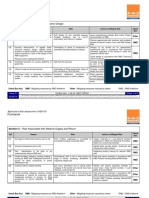Scheme Design for Formwork