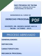 Derecho Procesal Civil- (1)