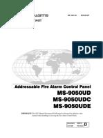 Manual MS-9050