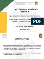 Voladura Para Vias-Sept 2016