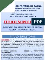 Derecho Procesal Civil (3)