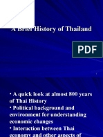 1. Brief History of Thailand_2010.ppt