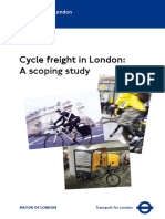 Cycle as Freight May 2009