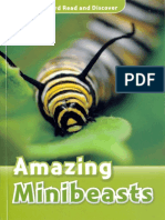 5. Amazing Minibeasts [Oxford Read and Discover - Level 3].pdf