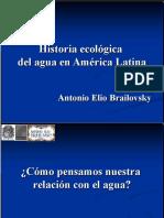 -Historia Ecológica Del Agua