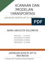 Jaringan Kereta API