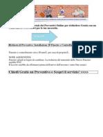 Preventivo Installazione 20 Finestre e Controfinestre-UDINE-COMEGLIANS