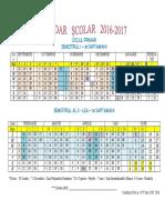 Calendar Felicia
