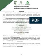 apostila Biocosmetic