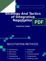 Chap 3 Integrative Negotiation (1)