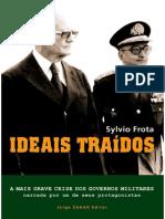 Ideais Traídos - Sylvio Frota