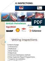 Vetting Inspections