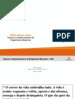 AULA_1_Tópicos Complementares de Engenharia Mecânica