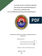 Proyecto de Investigacion Remuneraciones