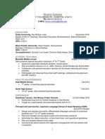 Umeda Resume