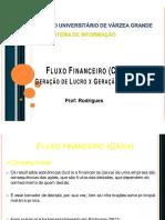 Fluxo Financeiro - Caixa