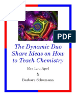 Chem Ideas from Eva Lou Apel & Barbara Schumann