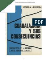 Guadalajara y Sus Consecuencias Ramon Garriga