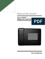 Trane Sistema de Control Chillers Rlc-svu05a-Es_1109