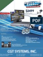 CCTV Flyer ICRmax4pk