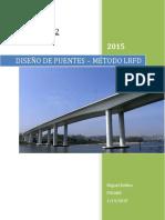 Diseño de Puentes  - Capitulo 2 (Lleno)