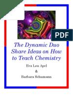Chem Ideas (Short Version) from Eva Lou Apel & Barbara Schumann