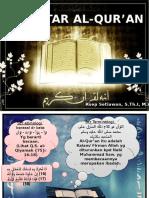 Seputar Al-Qur An