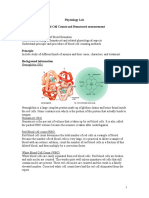Blood Cell Counts and Hematocrit