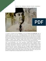 Foto Pahlawan Indonesia Beserta Sejarahnya