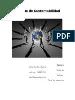 Informe de Sustentabilidad