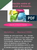 Articulacion Entre Niveles.