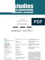 Estudios sobre conservación, restauración y museología - Volumen II