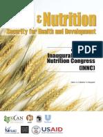 Food and Nutrition Muricata