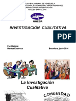 Investigación Cualitativa Para Tesistas