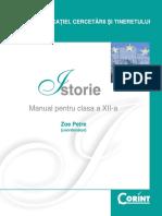 Zoe Petre - Istorie Clasa XII