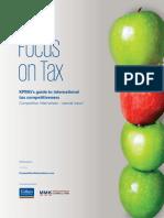 Focus on Tax 2016
