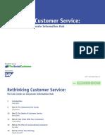 TSC Metrics for Social Customer Service